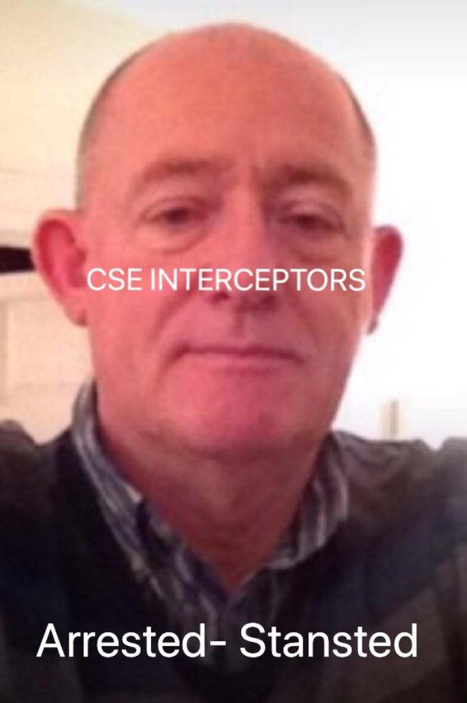 CSE Interceptors – Arrest