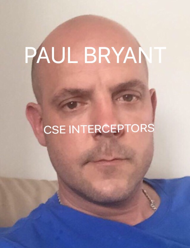 Paul Bryant- CSE Interceptors